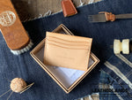 The Classicty Card Holder Ii (7 Slots) Handstitched