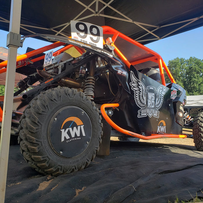 WSRD Can-Am X3 Package Details