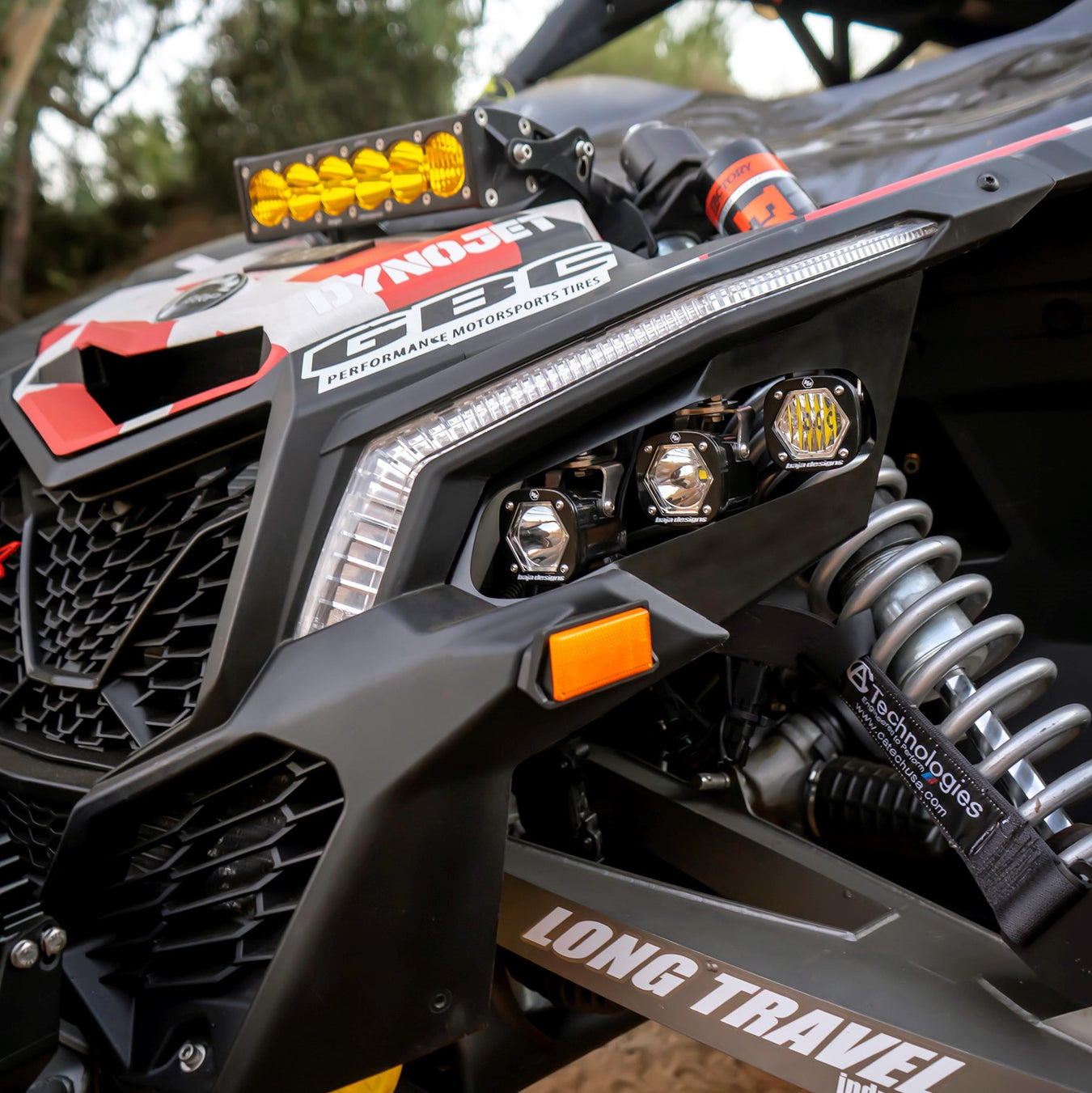 Baja Designs Products | Can-Am X3