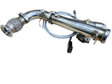 "RPM-SxS 2.5"" E-Valve Downpipe 