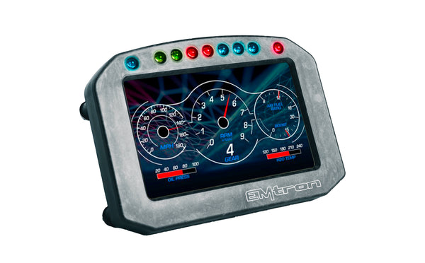 Emtron ED7 Display | GPS