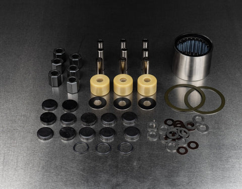 KWI Clutching Primary & Secondary Rebuild Kit | Can-Am X3