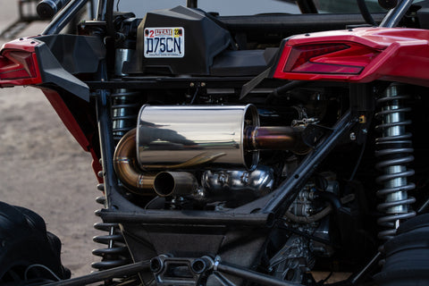 "Treal Performance ""Quiet Trail"" Exhaust 
