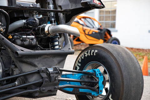 "Treal Performance ""Ultra Race"" Exhaust 