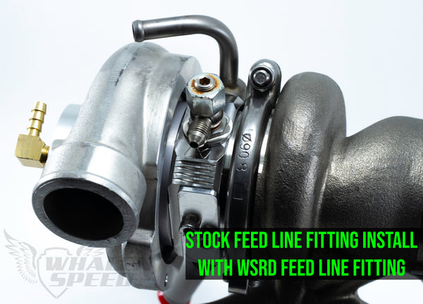 WSRD/FP XR42 Turbocharger