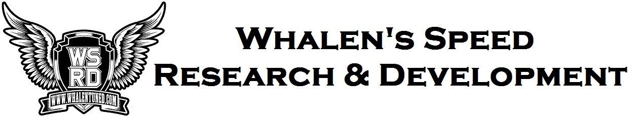 Whalen's Speed Research and Development