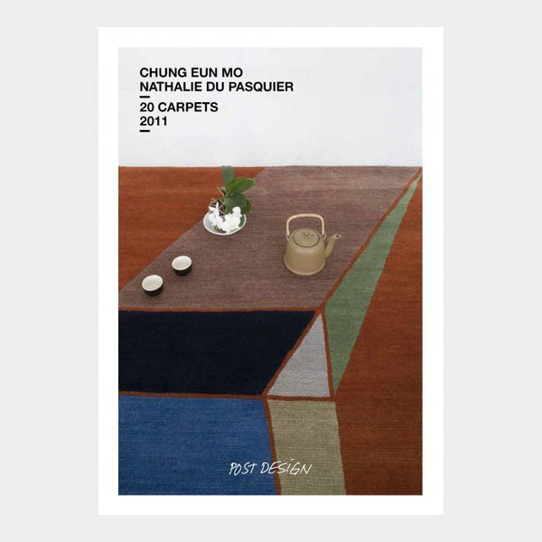 """20 carpets 2011"" Catalogue - Memphis Milano"