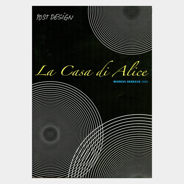 """La casa di Alice"" Catalogue - Memphis Milano"