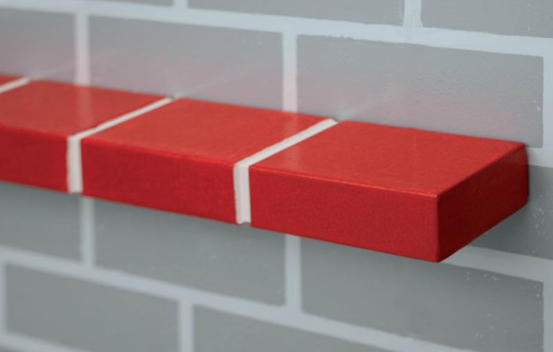 Red Brick Shelf No.3 - Memphis Milano