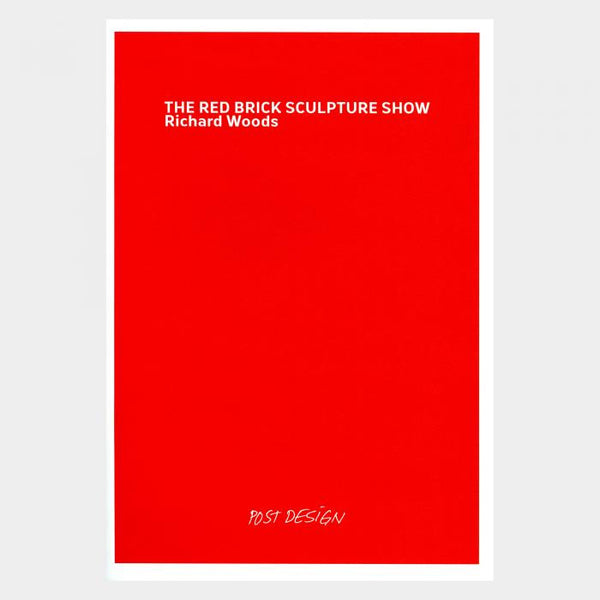"""The red brick sculpture show"" Catalogue - Memphis Milano"