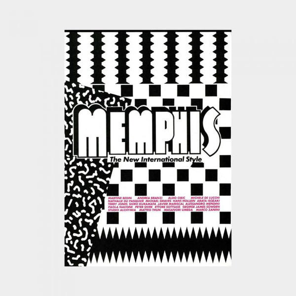 Memphis - The New International Style - Book - Memphis Milano