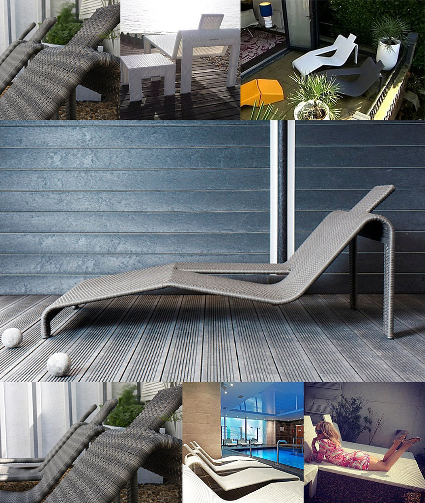 Mann Loungers just too cool for only by the Pool