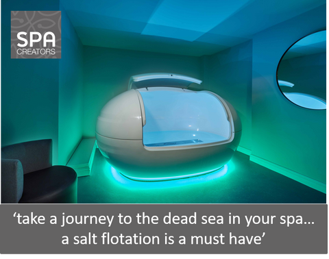 SPA Salt flotation