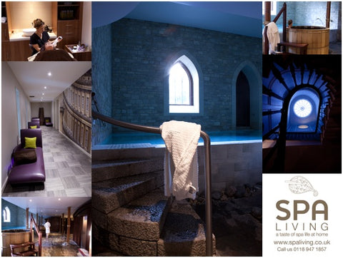 The Spa at the Royal Crescent Hotel, Bath