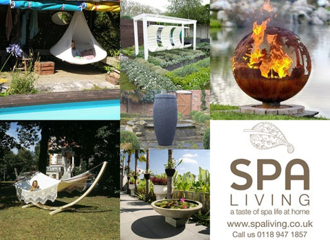 Chelsea Flower show Inspiration from Spa Living
