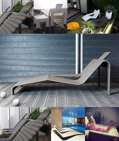 Mann Day Bed loungers from Spa Living