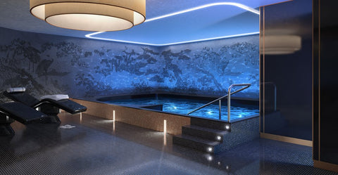 Spa design  Residential Spa Design | Spa Creators | Spa Living
