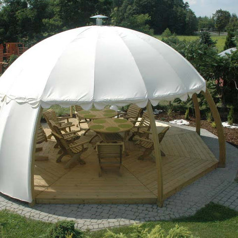 Garden Pavilion Igloo from Spa Living & Summer Igloos Hanging Tent Swing Chairs and Fire Pits from Spa ...
