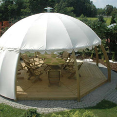 Igloo Garden Pavilion from Spa Living