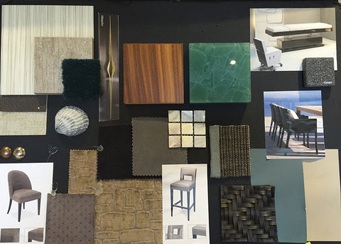 Spa Creators Mood Board