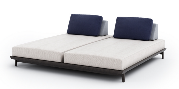 Carva Duo Day Bed Lounger