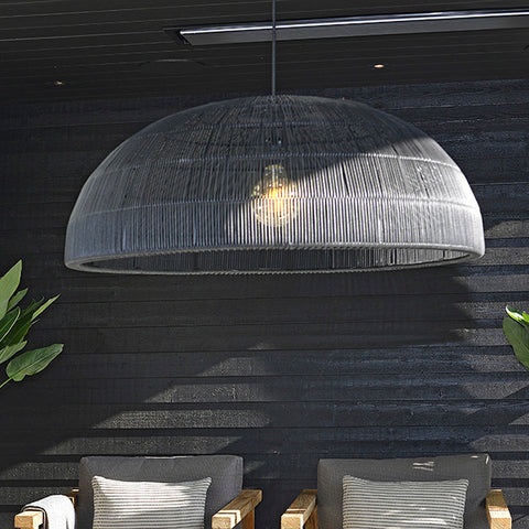 TIF Pendant Woven Shade [Large]