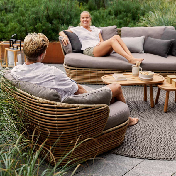 Soren Basket Lounge Sofa