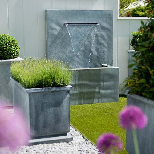 Arno Water Fountain Letterbox Spout Water Feature Spa Living Spa Living