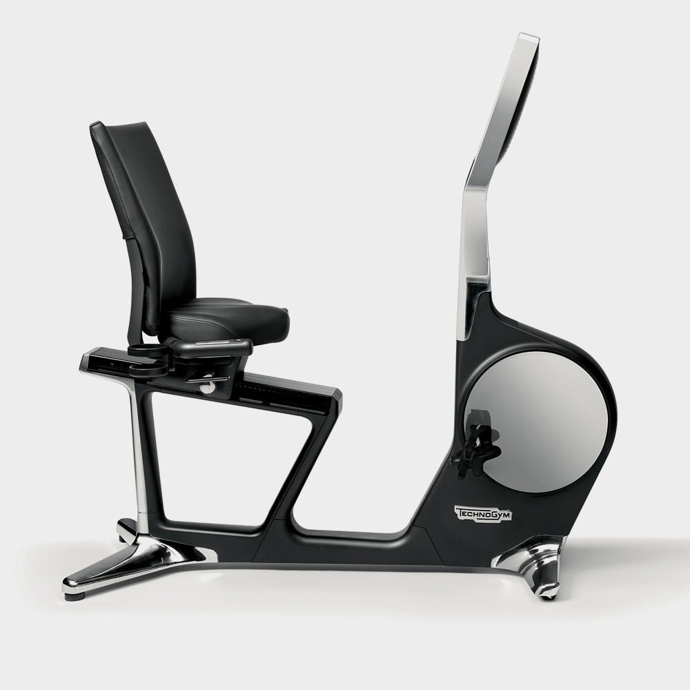 Recline Personal Training Bike Technogym, Home Spa Equipment - Spa Living
