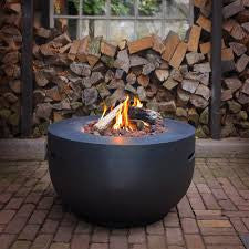 Cocoon Table Fire Bowl, Outdoor Fires and Fire Pits - Spa Living