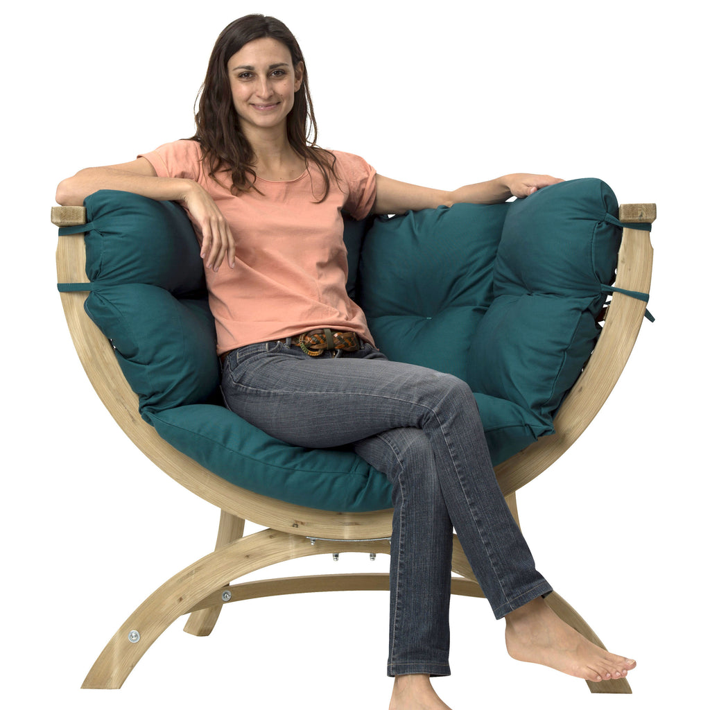 Sienna Uno Sofa Outdoor Relaxation Chair Spa Living