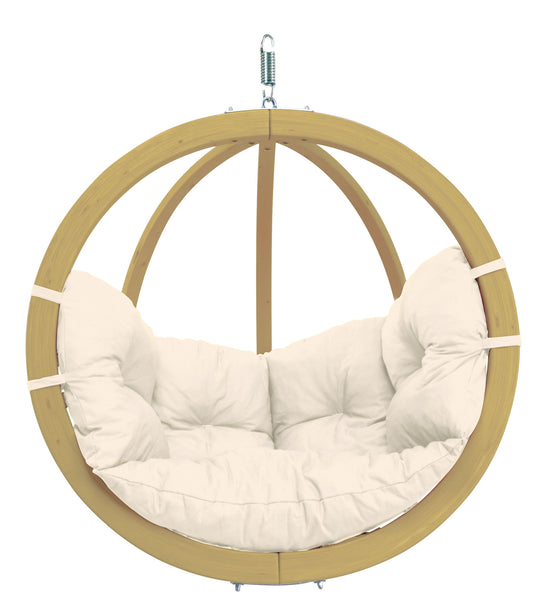 Hanging Garden Swing Chair with Stand [Single] - Spa Living