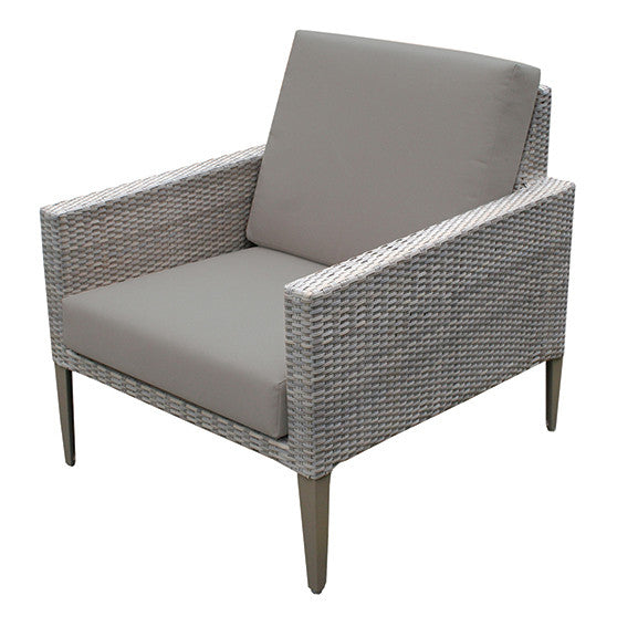 Hampstead Rattan Lounge Chairs, Outdoor Furniture - Spa Living