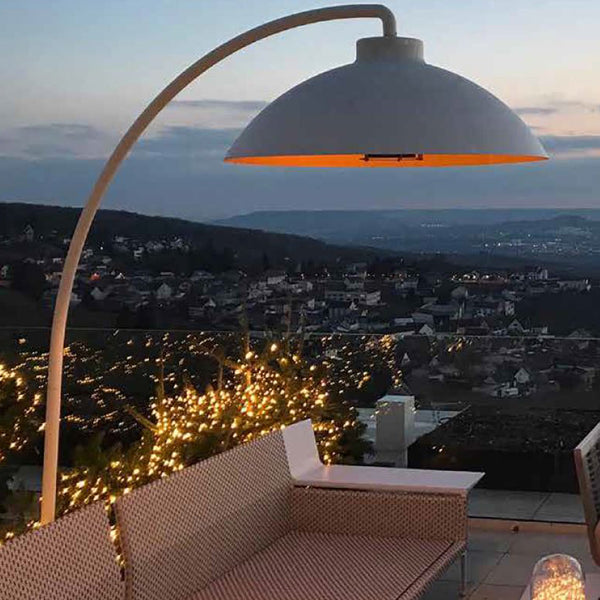 DOME® HT Luxury Outdoor Garden Heater [Exclusive UK Package] - Spa Living