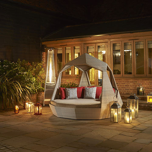 The Jewel Day Bed, Outdoor Garden Furniture, Spa Living - Spa Living