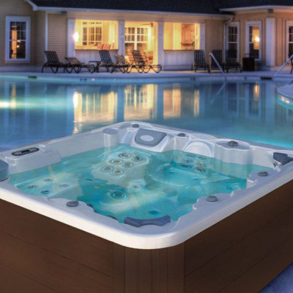 Aqualife 6 Hydromassage Spa Pool, Spa at Home - Spa Living