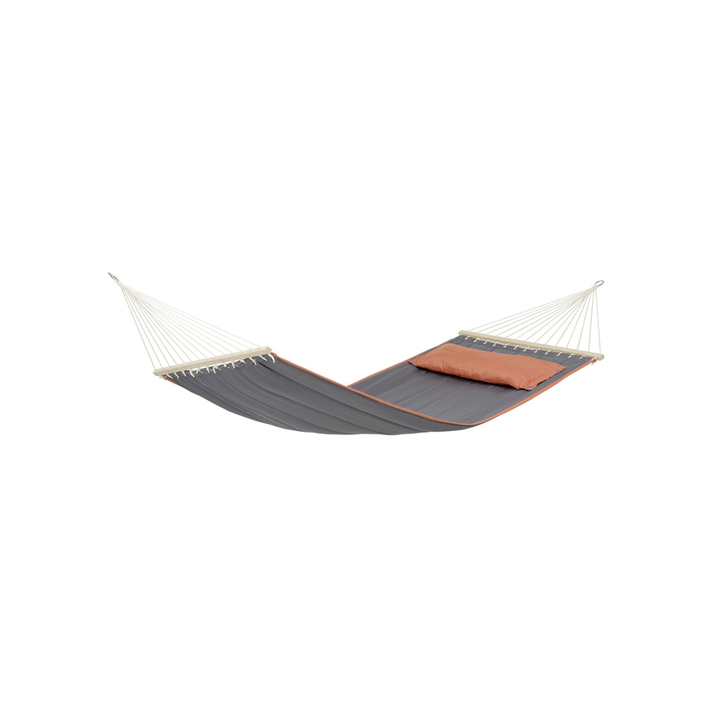 Deep Relaxation Outdoor Hammock with Wooden Stand - Spa Living