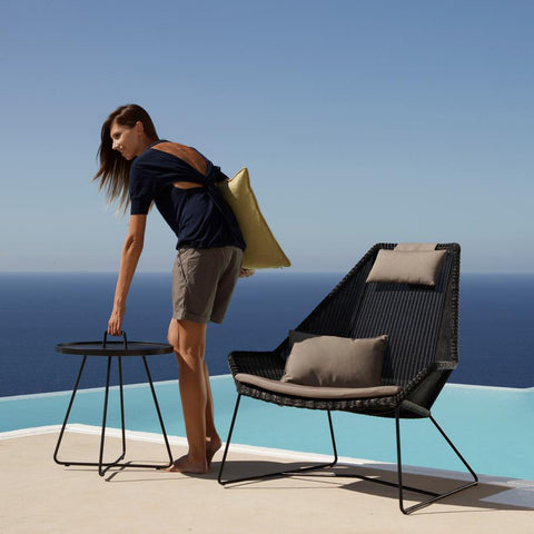 Breeze High Back Chair