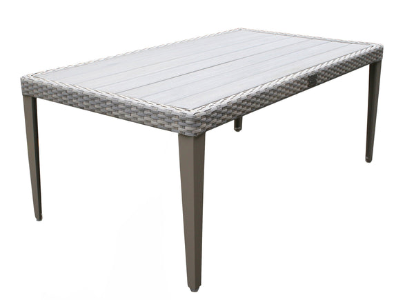 Hampstead Outdoor Rattan Coffee Table - Spa Living