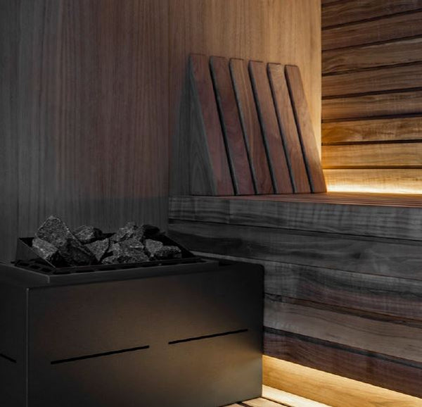 Yokudshi Combined Sauna & Steam - Spa Living