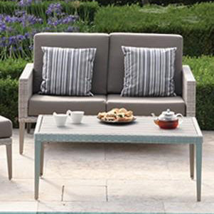 Hampstead Outdoor Rattan Coffee Table