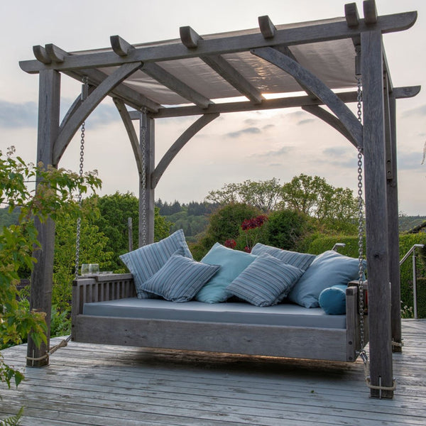 Pergola Swing Day Bed Lounger [Double]