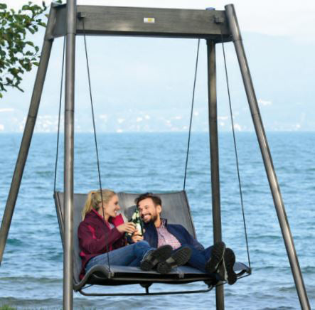 Heaven Swing Lounger [Double] - Spa Living