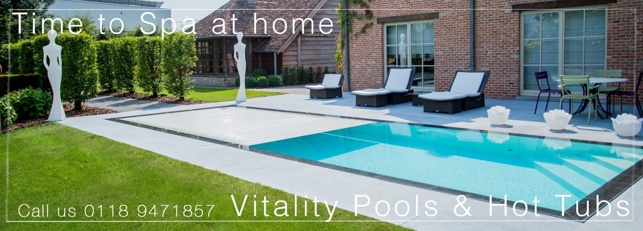 Luxurious Vitality Pools and Hot Tubs