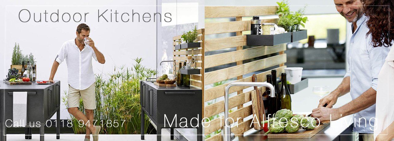 Outdoor Planters from Spa Living