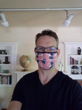The Patriot Protector Reusable Mask