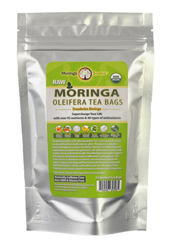 Moringa Tea - 24 count