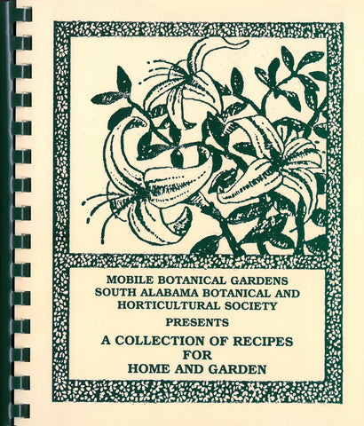 Book: A Collection of Recipes for Home and Garden