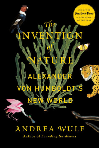 Book: Invention of Nature - Paperback