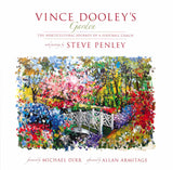 Book - Vince Dooley's Garden: The Horticultural Journey of a Football Coach with Paintings by Steve Penley